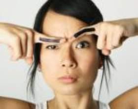 Как подобрать форму бровей правильно и скорректировать брови самостоятельно фото