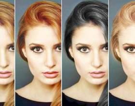 Как правильно подобрать цвет для своих волос фото