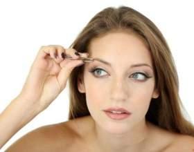 Как правильно подстричь или выщипать брови: советы с подробными инструкциями фото