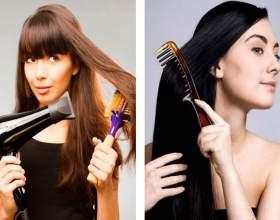 Как правильно ухаживать за жирными волосами? фото