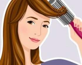 Как правильно укладывать чёлку? Сама себе парикмахер фото