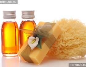 Как приготовить масло для мытья волос? фото