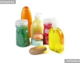 Как приготовить натуральный шампунь своими руками? фото