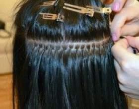 Как самостоятельно снять наращенные волосы? фото
