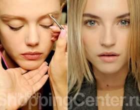 Как сделать естественный макияж фото