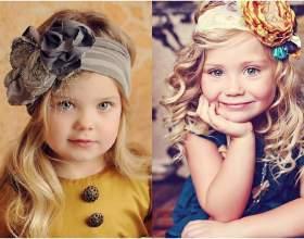 Как сделать красивую причёску для девочки своими руками — детские стрижки на 3 вида волосков фото