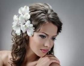 Как сделать красивую вечернюю причёску на средние волосы фото