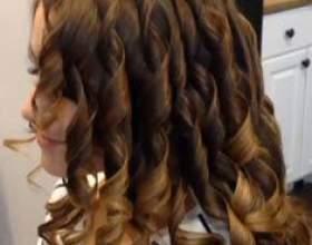 Как сделать красивые и упругие кудри на волосы средней длины фото