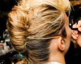 Как сделать причёску ракушка, фото (видео) фото