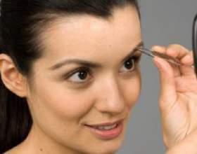 Как смыть краску с бровей: полезные советы фото