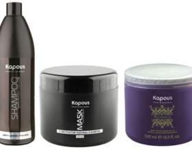 Как восстановить волосы при помощи 2 ингредиентов маски kapous фото