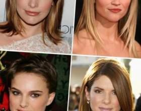 Какие стрижки подойдут для круглого лица фото