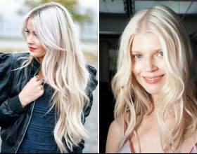 Какой цвет волос модный в 2016 году? фото