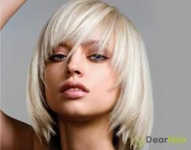 Стрижки для тонких и не густых волос средней длины фото