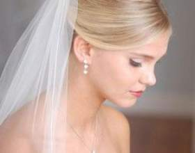 Каждой невесте – по прическе, или какую прическу сделать на свадьбу? фото