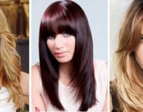 Классификация стрижек на длинные волосы фото