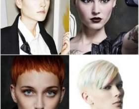 Короткие стильные стрижки, которые предлагает 2015 год женщинам фото