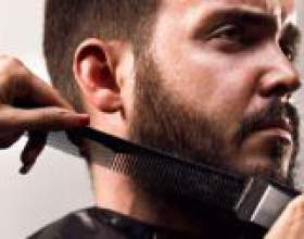 Корректировка бороды: правильная стрижка и окантовка фото