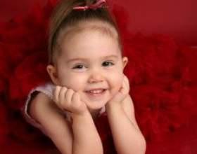 Красивые детские причёски для девочек фото
