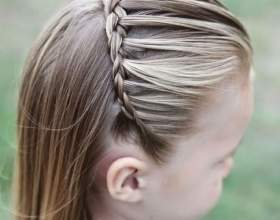 Красивые и быстрые причёски на каждый день для маленьких девочек фото