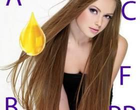 Главное для красоты и здоровья волос — витамины и правильный уход фото
