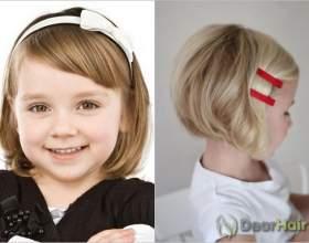 Красивые и оригинальные детские прически фото