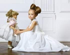 Красивые прически для девочек фото