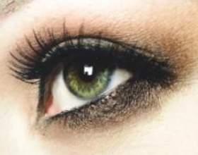Красивый макияж для зеленых глаз фото