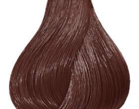 Краска для волос цвета шоколад фото