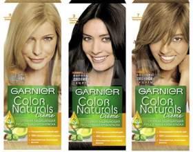 Краска для волос garnier color naturals. Обзор фото