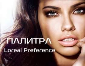 Краска для волос лореаль преферанс (loreal preference). Палитра фото