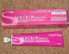 Краска для волос матрикс: палитра цветов для самых капризных модниц фото