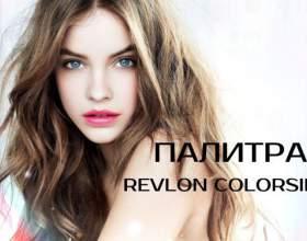 Краска для волос revlon color silk (ревлон колор силк). Палитра фото