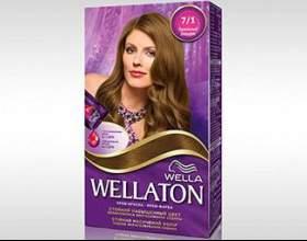 Краска для волос веллатон — особенности продукции и отзывы о применении фото