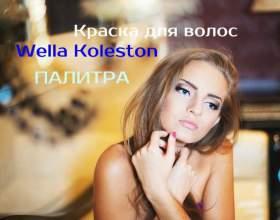 Краска для волос wella koleston (велла колестон). Палитра фото