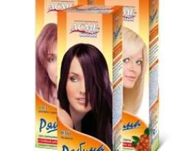 Краска «рябина»: здоровые волосы и насыщенный цвет фото
