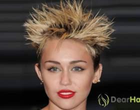 Креативность для средних волос: стрижки для смелых и ярких женщин фото