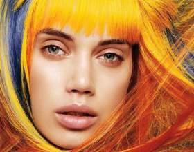 Крем колор краска для волос фото