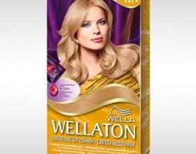 Крем-краска wellaton: качественное окрашивание волос в домашних условиях фото