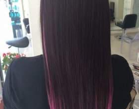 Лазерное наращивание волос фото
