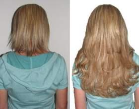 Ленточное наращивание волос hair talk фото