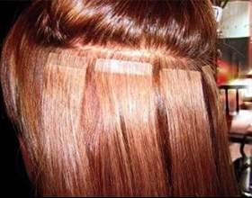 Ленточное наращивание волос: отзывы девушек о методике фото