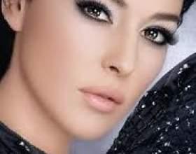 Макияж для карих глаз брюнеток фото