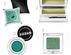 Макияж для зеленоглазых фото
