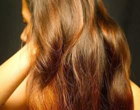 Маска для блеска и гладкости волос фото