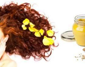 Маска для роста волос с горчицей фото