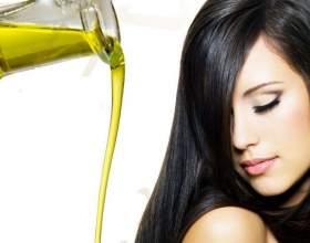 Маска для волос из оливкового масла фото