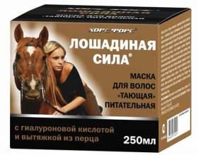 Маска для волос «лошадиная силфото