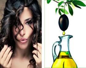 Оливковое масло для волос фото