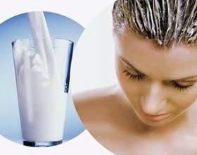 Маска из кефира для волос — положительные и отрицательные отзывы о применении фото
